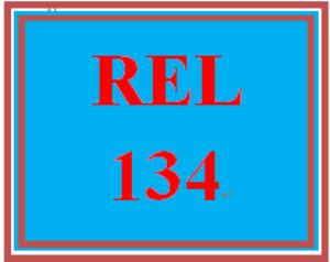 rel 134 week 1 knowledge check