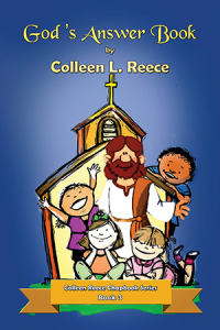 god's answer book: colleen reece chapbook series book 3