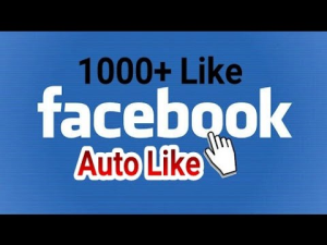 1000+ facebook auto likes ( monthly unlimited posts)