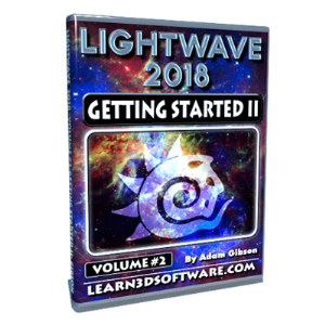 lightwave 2018- volume #2-getting started ii