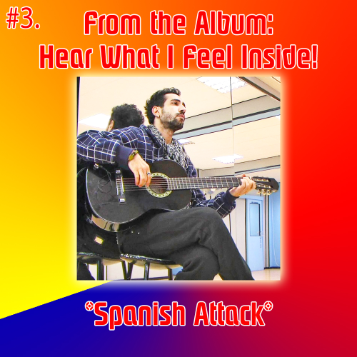 First Additional product image for - 3. Spanish Attack ~{Powerful Flamenco}~