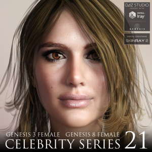 celebrity series 21 for genesis 3 and genesis 8 female