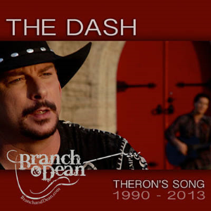 """branch and deans song """"the dash"""" with 100 customized mp3's - 1919-2019"""