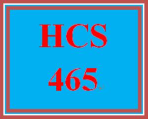 hcs 465 week 4 team