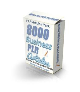 8000 plr articles