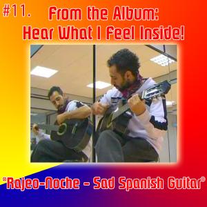 11. rajeo-noche - sad spanish guitar