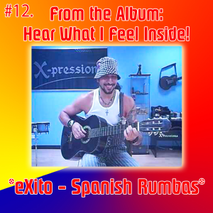 12. exito - spanish rumbas