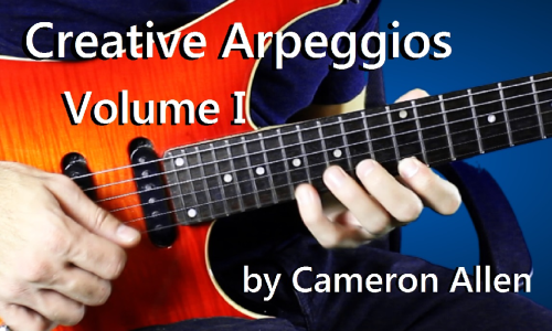 First Additional product image for - Creative Arpeggios - Vol. I