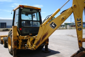 john deere 300d,310d backhoe loaders 315d side shift loader service repair technical manual (tm1497)