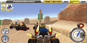 3d full arcade kart game for windows.