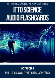 ITTO Science Flashcards | Audio Books | Business and Money