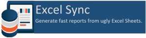 excel sync - create reports from excel spreadsheets