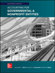 solutions manual for accounting for governmental and nonprofit entities 18th edition by jacqueline