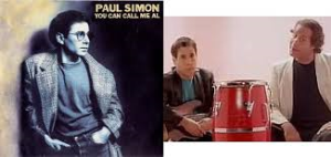 you can call me al – (paul simon) for vocal solo, ttbb, rhythm and 4pc horn section.