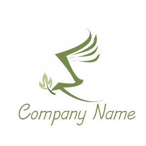 bird logo for business