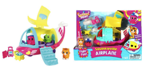 First Additional product image for - Squinkies Do Drops Squinkieville Vehicle Set, Airplane