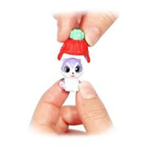 Second Additional product image for - Squinkies Do Drops Squinkieville Vehicle Set, Airplane