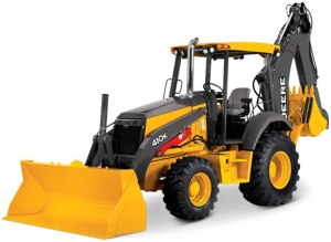 john deere 410k (t3/s3a) backhoe loader (sn from 219607), diagnostic & test service manual (tm12499)