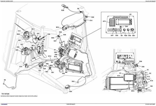 First Additional product image for - John Deere 710K (iT4/S3B) Backhoe Loader (SN.from 219607) Diagnostic & Test Service Manual (TM12505)
