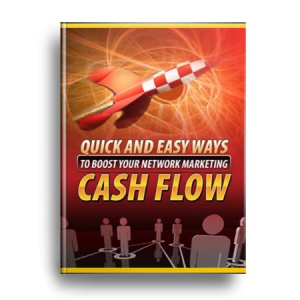 boosting your network marketing cash flow
