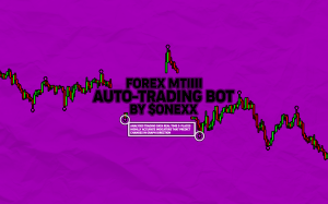 forex mt4 auto-trading bot - by $onex