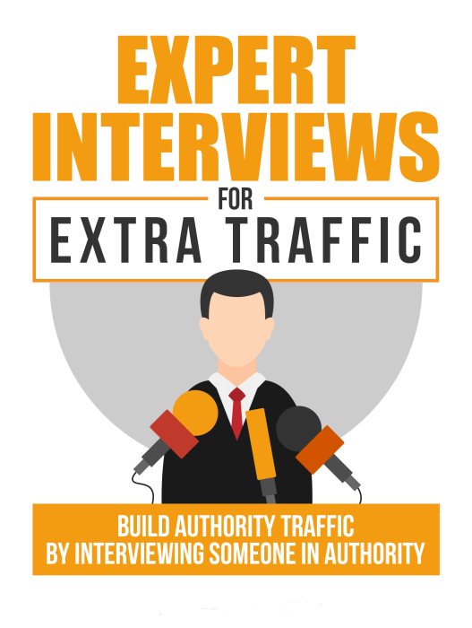 Second Additional product image for - Expert Interviews for Extra Traffic