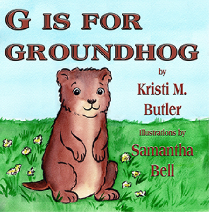 First Additional product image for - G is for Groundhog
