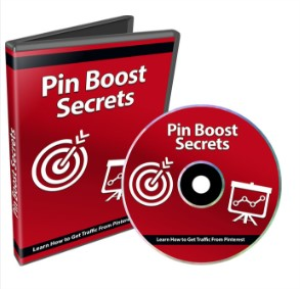pinterest boost secrets (video guide & mp3 )