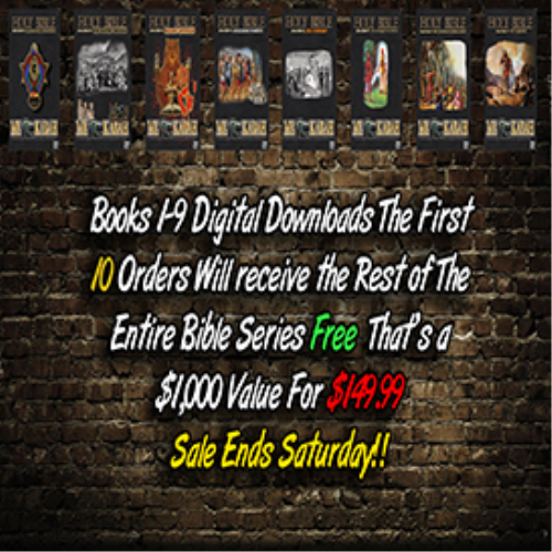 First Additional product image for - Bible Series Books 1-9