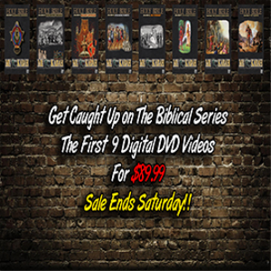 Bible Series Books 1-9 | Movies and Videos | Religion and Spirituality