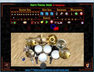 danys virtual drum 2.0 beta 4  pick