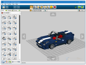 lego digital designer is quite simply the best virtual building system