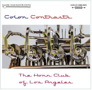 color contrasts - the horn club of los angeles