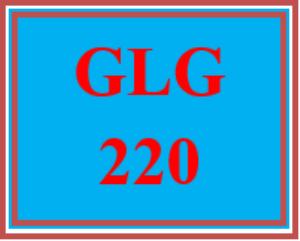 glg 220 week 1 week one critical and creative thinking questions
