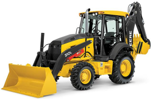 john deere 310l backhoe loader (pin: 1t0310lx**f273920-) operator's manual  (omt357552x19)