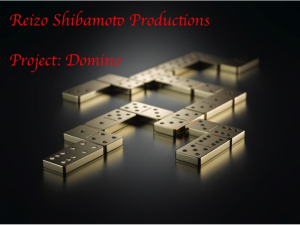 project: domino