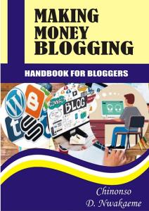 Making Money Blogging | eBooks | Internet
