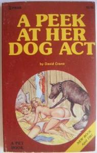 david crane a peek at her dog act
