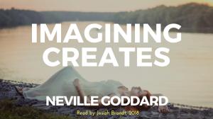Neville Goddard: Imagining Creates: Ready by Josiah Brandt | Audio Books | Meditation
