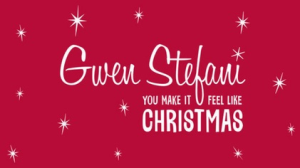 you make it feel like christmas (blake shelton & gwen stephani) custom arrangement.