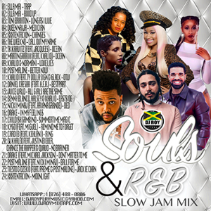 dj roy souls & r&b slow jam mix [sept 2018]