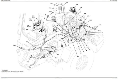 Second Additional product image for - John Deere 304J Loader (SN. from 23372) Diagnostic, Operation and Test Service Manual (TM11216)