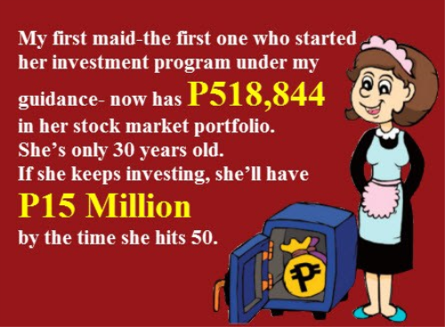 First Additional product image for - My Maid Invest In The Stock Market