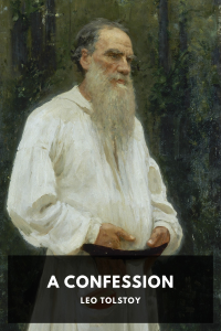 confession - lev tolstoy