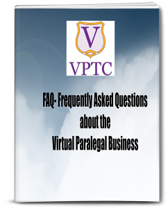 how to become a virtual paralegal