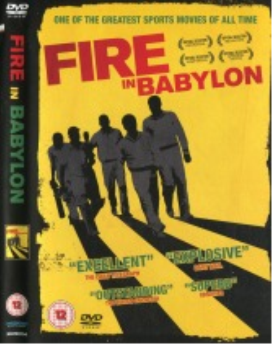 First Additional product image for - Fire in Babylon