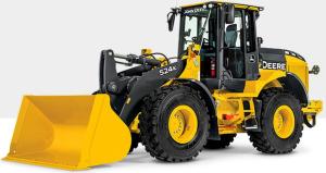 john deere 524k 4wd loader (sn.642246-670307) w.engine 6068hdw74(t3) service repair manual (tm12096)