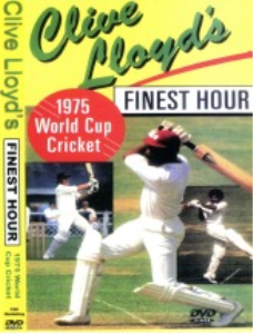 clive lloyd finest hour 1975