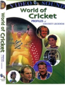world of cricket-profiles of cricket legends