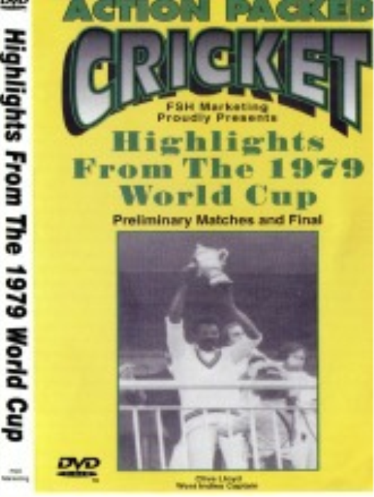 First Additional product image for - Highlights from 1979 World Cup